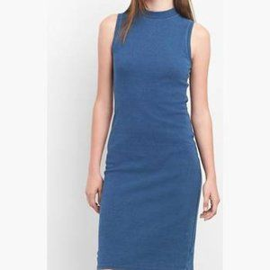 GAP Sleeveless Midi Dress